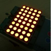 Quality Environmental 8x5 Dot Matrix Led Display , LED Message Display for sale