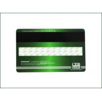 Buy High Frequency Membership PVC Card , Custom Mag Stripe Cards Matte Finished at wholesale prices