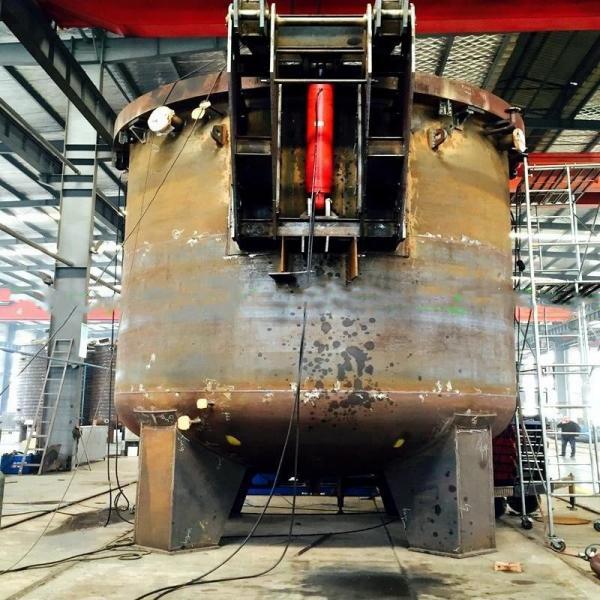 Buy Motor Windings Varnish Vacuum Pressure Impregnation Equipment VPI Max Dia 5000 mm at wholesale prices