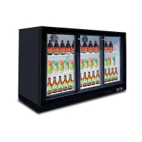 Quality Commercial Display Showcase Mini Fridge Display Cooler For Beer for sale