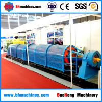 China 500 series of tubular type steel wire rod making machine Tubular type stranded steel wire rope machines on sale