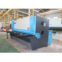 Quality 11KW Sheet Metal Guillotine Shearing Machine With Variable Rake MS7-10X3200 for sale