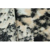 Polyester Acrylic Wool Blend Stretch