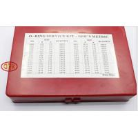 Buy 70 Durometer Rubber O Rings Kit For Automotive Hydraulic High Pressure at wholesale prices
