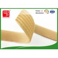 China Self Adhesive One Sided hook and loop Fastener Nylon Hook and Loop Tape 16mm / 20mm on sale