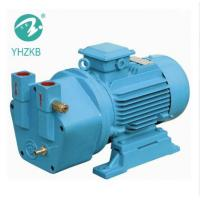 Quality 5hp single stage cast iron material liquid ring vacuum pump for medical package for sale
