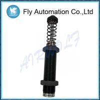 Buy cheap Black Airtac Shock Absorber With Plastic Cap / AC3660-2 Hydraulic Buffer from wholesalers