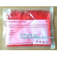 Quality on-toxic plastic material gel ice pack, Refrigerated cooler bags, ice eutectic gel bag for fresh food and beverage, GEL for sale