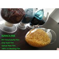 Quality UV Blocking Masterbatch With Inorganic Nano Materials For Extrusion / Blowing / Injection for sale