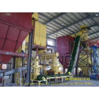 Quality biomass complete pellet line with CE certification for sale