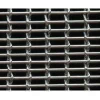 Quality Rods / Cable Architectural Metal Mesh Screens , Decorative Metal Mesh Sheets for sale