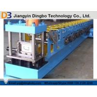 Buy cheap 45# Steel Door Frame Making Machine With High Performance 380V 50Hz from wholesalers