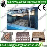 Quality Full Automatic Recycled Paper Pulp Egg Tray Production Line(FC-ZMW-4) for sale