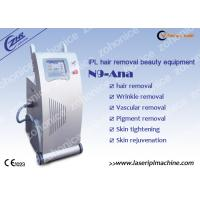 Quality Salon Ipl Beauty Machine For Birthmark Removel , Face Wrinkle Remover for sale