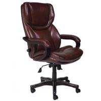 China Bonded Leather Big Tall China Executive Chair on sale