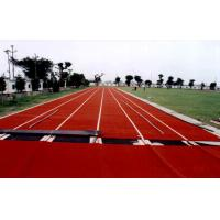Quality International standard rubber running track for sale