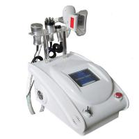 Quality Cool Sculpting Cryolipolysis Cavitation Rf Machine Vacuum , 60L / Min for sale