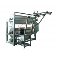 Quality 2 cylinders narrow fabric ribbon starching & finishing machine for sale