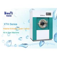 China 15kg 20kg Vertical Stainless Steel Washing Machine Industrial Washer And Dryer on sale