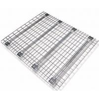 Quality 600x800 Metal Mesh Decking Galvanized Surface For Box Beam Pallet Racks for sale