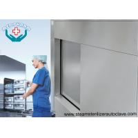 Quality Moist Heat Sterilization With Cross Contamination Seal Pharmaceutical Autoclave For Biohazard Process for sale