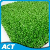 Futsal Court Artificial Grass Rug , Low Maintenance Artificial Turf Football Fields