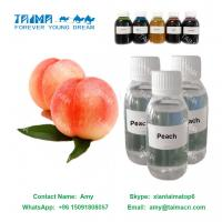 Quality Concentrate Fruit Liquid Flavor/Juicy Peach Flavor used for Pg/Vg/ Nicotine Liquid for sale