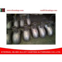 China 1.4823 Heat-resistant Steel Elbows Castings for Radiant Pipes EB3067 on sale