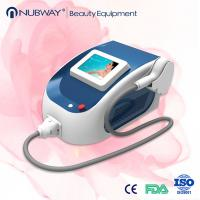 China Permanately Diode Laser Hair Removal Machine for Home Use with 808nm Diode Laser on sale