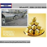 Quality Full Automatic Tresor Dore Chocolate Packer for sale