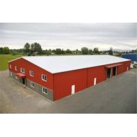 Quality metal structure buildings prefabricated steel barn for sale