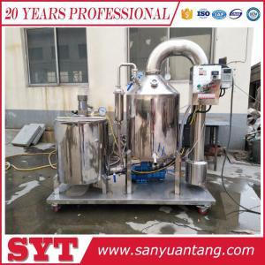 China China best price 500kg Honey process equipment / honey machine on sale