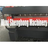 Quality Classical Style Sheet Metal Roll Forming Machines / Roofing Sheet Making Machine for sale