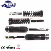 Quality 4X Full Coilover Strut Shock Absorbers Springs for Mercedes Coil Spring 4 Pcs With Suspension Adapter 2203202338 2203205 for sale