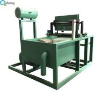 China Automatic Paper Pulp Egg Tray Making Machine Durable With Hydrapulpter on sale