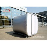 Buy cheap Luxury Modular Box Capsule Cube Hotel Marquee Tent For Party Caffee Bar from wholesalers