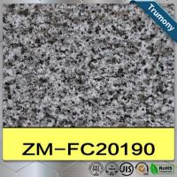 Quality Stone Finished Painted Aluminum Sheet Panel Marble Pattern For Decoration for sale