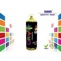 Quality Various Colors Graffiti Spray Paint For Street Art And Graffiti Artist Creative Works for sale