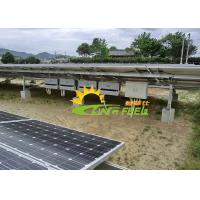 Quality Aluminium Solar Mounting Structure for sale