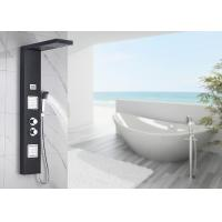 Quality ROVATE Waterfall Style Shower Panel System Ceramic Valve Core Material for sale