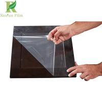 Quality 0.03-0.2mm Transparent Easy Peel Adhesion Protective Film for Cabinetry for sale