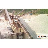 China Copper Ore Mining Conveyor Systems / Coal Mine Conveyor Belt Systems on sale