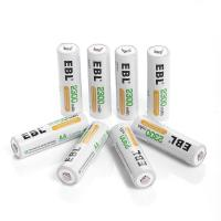 Quality Deep Cycle Rechargeable Battery Cell 2300mAh Capacity For Household Devices for sale