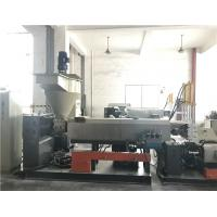 China HPA-SJP-110  PP PE Film Plastic Recycling Equipment 22kw - 160 kw on sale