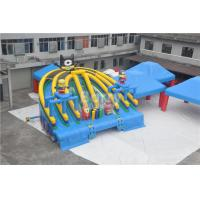 Quality Minion Inflatable Water Slide for sale
