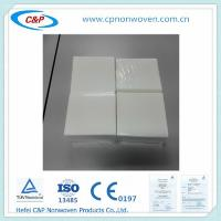 Quality Nonwoven medical hand towel in surgical use with free samples for sale