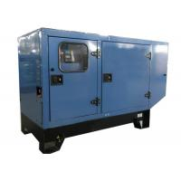 Quality Auto start soundproof diesel 80kva generator set France SDMO type super silent for sale