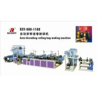 Quality RDL-900 1100 Auto Threading-rolling Bag-making Machine for sale