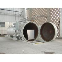 Quality Textile Chemical Concrete Autoclave Block To Steam Sand Lime Brick , High Pressure for sale