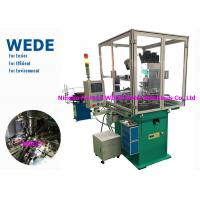 Quality 2 Motor Copper Winding Machine , Automatic Motor Winding Machine For Minature Circuit Breaker for sale